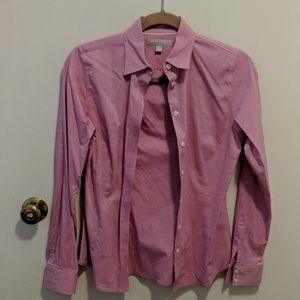 Red BR Non iron Tailor shirt